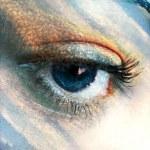 Eye Atmosphere — Stock Photo