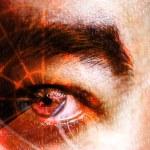 Постер, плакат: Cyber Crime Eye