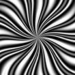 B&w Swirly Vortex — Stock Photo #8945286