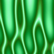 Abstract Green Flames — Stock Photo