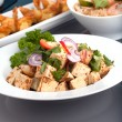 Fresh Thai Food Presentation - Stock Photo