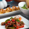 Freshly Prepared Thai Food — Stock Photo #8946167