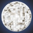 3D Disco Ball — Stock Photo