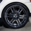 Bling bling rims — Stock Photo