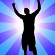 Put Your Hands Up — Stock Photo #8946600