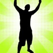 Put Your Hands Up — Stock Photo #8946601