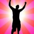 Put Your Hands Up — Stock Photo #8946606