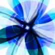 Stock Photo: Flower Abstract