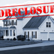 Foreclosure House — Stock Photo #8947438