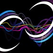 Funky Waveforms — Stock Photo #8947467
