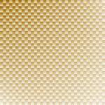 Golden Carbon Fiber — Stock Photo