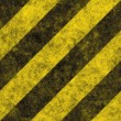 Hazard Stripes - Stock Photo