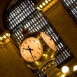 Grand Central Clock — Stock Photo #8947887