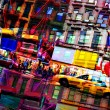 Abstract City Montage — Stock Photo