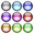 3D Buttons Pack — Stock Photo #8948052