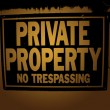 Royalty-Free Stock Photo: Private property