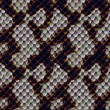 Royalty-Free Stock Photo: Snake Skin Texture