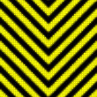 Seamless Hazard Stripes — Stock Photo #8948657