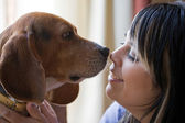 Pet Lover — Stock Photo