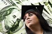 College Tuition Expenses — Stock Photo