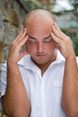 Painful Headache — Stock Photo