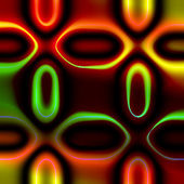 Píldoras del arco iris — Foto de Stock