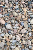 Sea Shore Stones Texture — Stock Photo