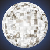 3D Disco Ball — Stock Photo