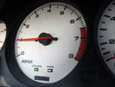 Custom Gauge Cluster — Photo
