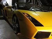 Yellow Exotic — Stock Photo