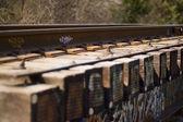 Urban Rails — Stock Photo