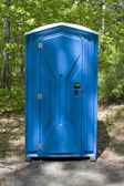Porta Potty — Stock Photo