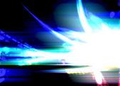 Bright Glowing Plasma — Stock Photo