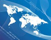 World Globalization — Stock Photo