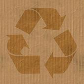 Cardboard — Foto de Stock