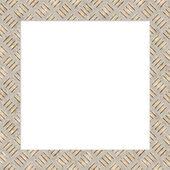 Fronteira de placa de diamante — Foto Stock