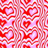Hearts Pattern — Foto de Stock