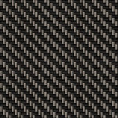 Diagonal carbon fiber weave — Stock Photo