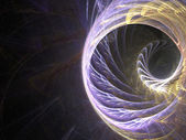 Abstract Fractal Design — Stock Photo