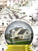 Real Estate Housing Market — Stock Photo