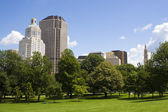 Hartford Skyline — Stock Photo
