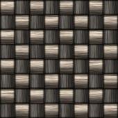 Seamless carbon fiber — Stock Photo