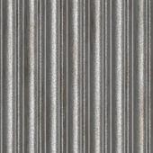 Materiale di alluminio ondulato — Foto Stock