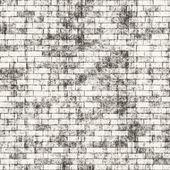 Grungy Brick Wall — Stock Photo