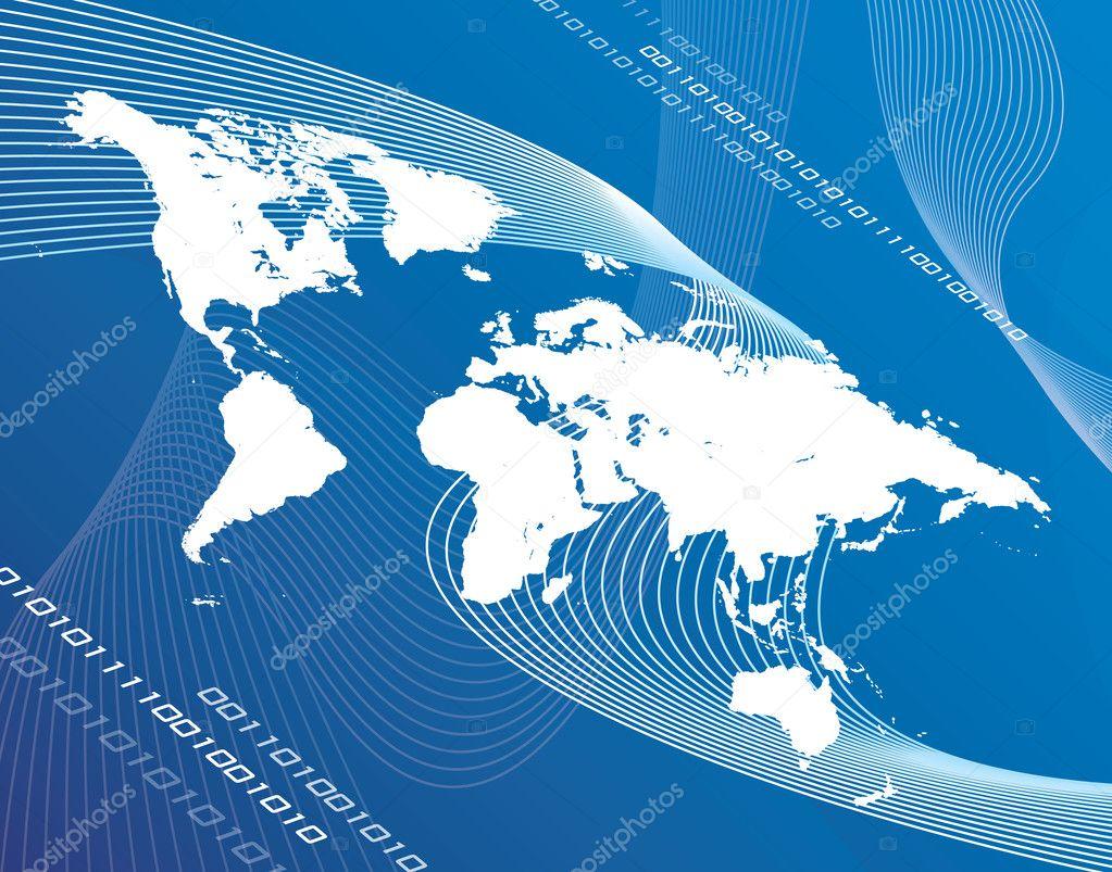 世界全球化 — 图库照片08arenacreative#8947126
