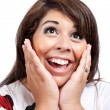 Surprised Woman — Stock Photo #9226420