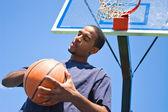 Koszykarz — Zdjęcie stockowe