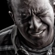 Man In Extreme Anguish or Pain - Foto de Stock