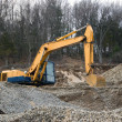Construction Heavy Machinery — Stock Photo