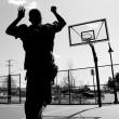 Basketball Shot — Stock Photo #9240063